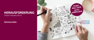 Otto-von-Guericke-Universität Magdeburg, neue Seminarreihe: Herausforderung Projektmanagement