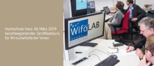 Hochschule Harz: Wirtschaftswissen für Wirtschaftsförderer
