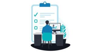"""Was müssen Sie beachten, wenn Sie Mitarbeiter*innen ins Homeoffice schicken? Kostenfreies Webinar zum Thema """"Datenschutz und Datensicherheit"""""""