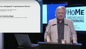 Online-Vorlesung: Die Geschichte der Luftbefeuchtung und ihre Bedeutung für die gegenwärtige Corona-Debatte