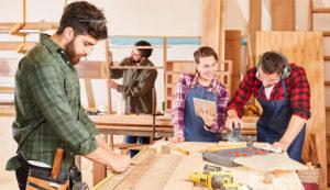 Professionalisierung der Fachkräfte in Produktionsschulen und produktionsorientierten Angeboten in Sachsen-Anhalt