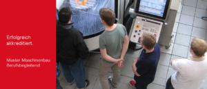 Berufsbegleitender Master Maschinenbau erfolgreich akkreditiert, Hochschule Anhalt, Sachsen-Anhalt