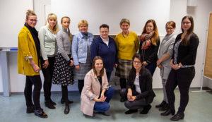 """Workshopteilnehmerinnen erfahren spannenden Austausch zum Thema """"Retention und Führung"""""""
