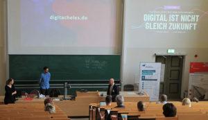"""""""Digital ist nicht gleich Zukunft – die richtige Kommunikation im digitalen Zeitalter"""""""
