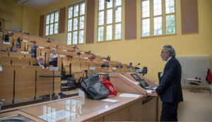 Eröffnung Physisian Assistant an der Hochschule Anhalt