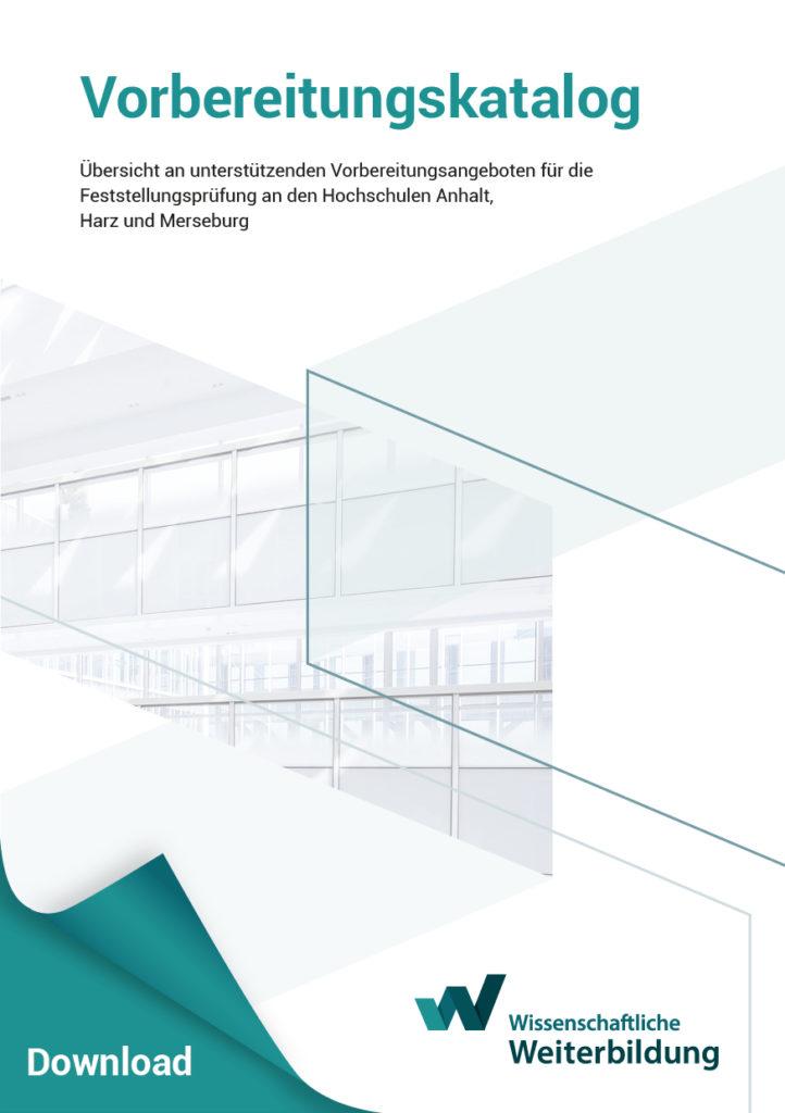 Vorbereitungskatalog_Download_Hochschule Harz