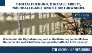 Was leistet die Digitalisierung und e-Mobilisierung im ländlichen Raum