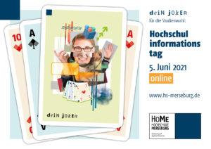 Hochschulinformationstag Merseburg