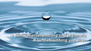 Seminar: Die Vermessung des Wassers – Basis für den effektiven Umgang mit Wasser, Legionella und Viren
