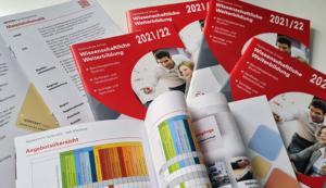 Weiterbildungskatalog der Hochschule Anhalt