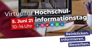 Beratung zu berufsbegleitenden Studienangeboten am 5. Juni