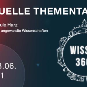 """Weiterbildung auf Virtuellen Thementagen """"Wissen 360 Grad"""""""