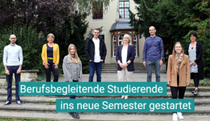 berufsbegleitend an der Hochschule Harz studieren - neues Semester
